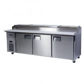 SKOPE CENTAUR - BC240-PS2RRRS-E - PIZZA AND SANDWICH CABINET. Weekly Rental $66.00
