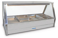 ROBAND - E24 - DOUBLE ROW HOT FOOD DISPLAY. Weekly Rental $19.00