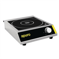 APURO - CE208 - 3 KW INDUCTION COOKER. Weekly Rental $4.00