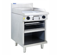 LUUS - GTS-6 - 600 MM WIDE GAS GRIDDLE TOASTER. Weekly Rental $42.00
