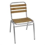 BOLERO -GK997 - Bolero Ash Bistro Side Chair (Pack of 4)