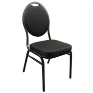BOLERO - CE142 -  Oval Back Banqueting Chair (Pack of 4)