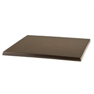 WERZALIT - CE163 - Square Table Top Wenge 700mm