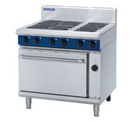 Blue Seal Evolution Series E56D - 900mm Electric Range Convection Oven. Weekly Rental $113.00