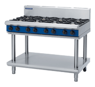 Blue Seal Evolution Series G518D-LS - 1200mm Gas Cooktop Leg Stand. Weekly Rental $55.00