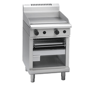 Waldorf 800 Series GT8600G - 600mm Gas Griddle Toaster. Weekly Rental $47.00