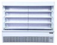 BROMIC - VISION 2400 - REFRIGERATED  ECO OPEN DISPLAY CABINET. Weekly Rental $118.00