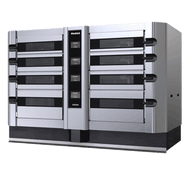 Rotel R34D1S - VTL Advantage 4 Deck Oven, High Crown Bakery Oven. Weekly Rental $669.00.00
