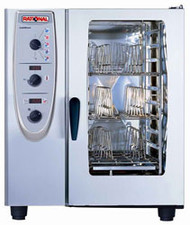 RATIONAL - CMP102G - 20 Tray Gas Combi Master . Weekly Rental $337.00