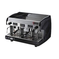 WEGA - EVD2PR15 - 2 GROUP ELECTRONIC COFFEE MACHINE. Weekly Rental $73.00
