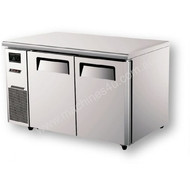Turbo Air - KUR12-2 - Two Door Undercounter Refrigerator. Weekly Rental $26.00