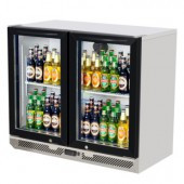 Austune -Turbo Air TB9-2G (800) BACK BAR BOTTLE COOLER Refrigerator. Weekly Rental $28.00