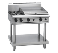 Waldorf 800 Series RN8606G-LS - 900mm Gas Cooktop Leg Stand. Weekly Rental $52.00