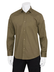 Fremont Mens Clover Long Sleeve Shirt