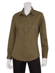 Fremont Womens Clover Long Sleeve Shirt