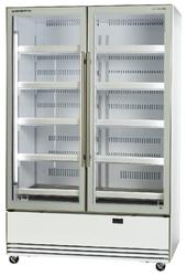 Skope - BMe 1200-A -  2 Glass Door Chiller. Weekly Rental $39.00