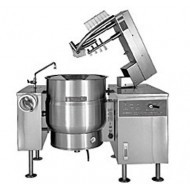 Crown ELTM80 303 Litre Electric Mixer Kettle - on Legs. Weekly Rental $1952.00