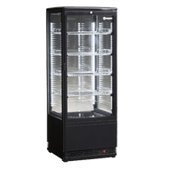 ICS - Venice Tower - Four Sided Glass Chiller. Weekly Rental $9.00