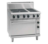 Waldorf 800 Series RN8610E - 900mm Electric Range Static Oven. Weekly Rental $97.00