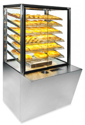 FESTIVE - BH12 - BAKER HEATED SELF SERVE DISPLAY CABINET. Weekly Rental $81.00