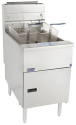 PITCO SG18S Solstice Series 3 Basket 145mj Tube Fryer . Weekly Rental $56.00