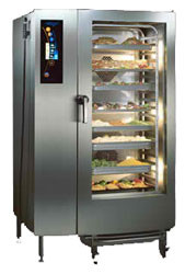 Goldstein GVCC2021 Vision Electric 40 Tray Combi Steamer . Weekly Rental $503.00