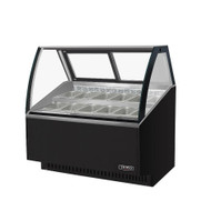 Austune Turbo Air - SBG - 1200 -Ice Cream Gelato Display Freezer 1200. Weekly Rental $110.00