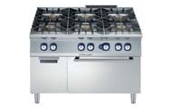 Electrolux 900XP E9GCGL6CIM 6 Burner Gas Range. Weekly Rental $86.000