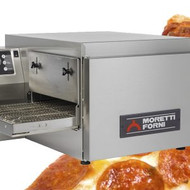 Moretti -   T64E BenchTop Conveyor Oven, Single Deck, By Moretti Forni. Weekly Rental $110.00