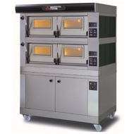 MORETTI FORNI SERIE P P120E  A/2A/L-   Double Deck Electric Modular Bakery Oven with Dual Chamber. Weekly Rental $290.00