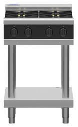 WALDORF BOLD RNLB8406G-LS Low Back Gas 600 Griddle Leg Stand . Weekly Rental $36.00