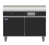Waldorf Bold GPLB8120G-CD - 1200mm Gas Griddle Low Back Version - Cabinet Base. Weekly Rental $114.00