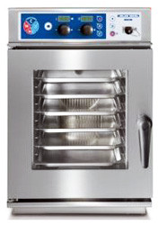 BLUE SEAL EC611CSD 6 Tray S Line Compact Combi Oven . Weekly Rental $113.00