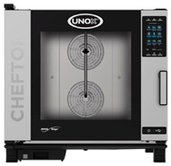 UNOX XEVC-0621-EPR ChefTop Mind Maps PLUS Series 6 2x1Gn Tray Electric Combi Oven. Weekly Rental $167.00