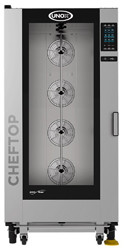 UNOX XEVC-2011-GPR ChefTop Mind Maps PLUS Series 20 Tray Gas Combi Oven. Weekly Rental $297.00