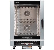 Turbofan EC40D10 - Full Size 10 Tray Digital / Electric Combi Oven. Weekly Rental $120.00