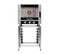 Turbofan EC40M5 and SK40A - Full Size 5 Tray Manual / Electric Combi Oven. Weekly Rental $63.00