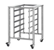 Turbofan - SK33 - Stainless Steel Oven Stand. weekly Rental $9.00