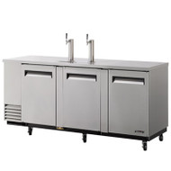 AUSTUNE - ABD-4SD - COMMERCIAL REFRIGERATION TURBO AIR BEER DISPENSER. Weekly Rental $58.00
