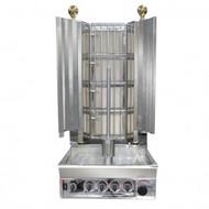 KMB5E Semi-automatic Kebab Machine  Gas 5 Burner. Weekly Renral $39.00