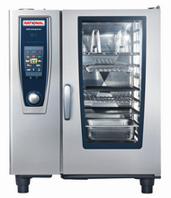 Rational - SCC5S101G - Ten Tray Gas Combi Oven. Weekly Rental $286.00