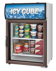 Austune FS - 120 - Glass Door Freezer 120L. Weekly Rental $18.00