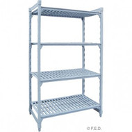 PSU18/36 Four Tier Shelving Kit