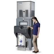 Scotsman - EDB650 - Automatic Ice Bagging Storage Bin. Weekly Rental $208.00