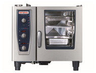 RATIONAL CMP61 Model 61 Electric 6 Tray Combi Oven. Weekly Rental $143.00