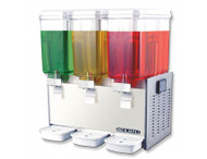 Semak - Berjaya - JD318M Juice Dispenser Triple Bowl. Weekly Rental $24.00