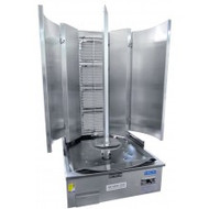 Royston - 4BIVRDIS -  4 Burner Infrared Vertical Rotisserie - Swing Model. Weekly Rental $25.00