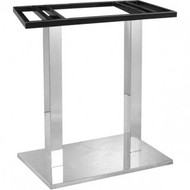 8003-3 Rectangle Stainless Steel Table Base 1000H