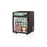SKIPIO SGF-5 Glass Door Merchandiser Freezer. Weekly Rental $20.00