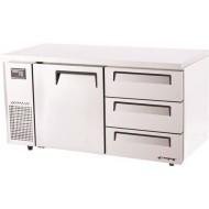Turbo Air - KUF15-3D-3. Undercounter Drawer Freezer. Weekly Rental $38.00